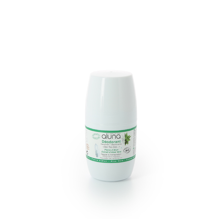 Aluna roll-on déodorant - Aloe vera 50ml