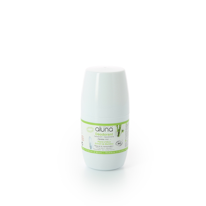 Aluna roll-on déodorant - Bambou 50ml