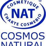 logo cosmos nat - pierre d'alun naturelle