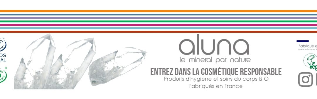 Une minute de Beauté teste les produits Aluna
