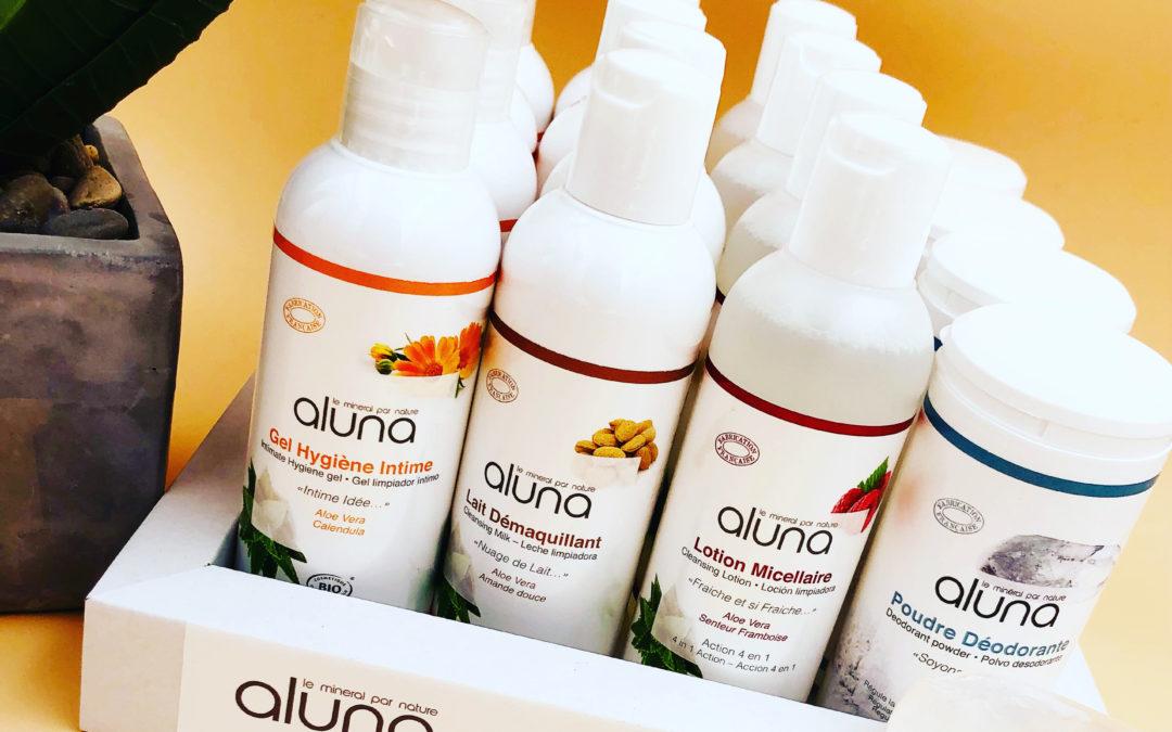 Aluna – Soin du corps et visage BIO